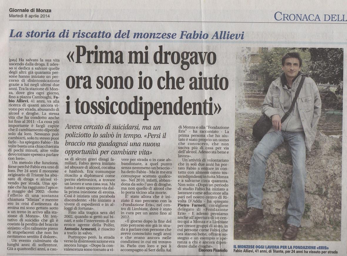 articolo Giornale di Monza copia