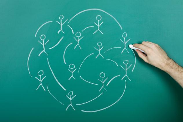 Le connessioni tra pari Peer Education